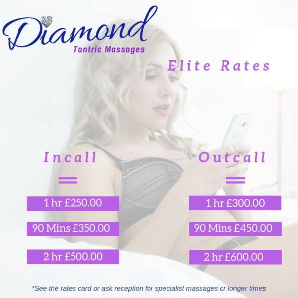 Diamond Elite Rates