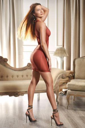 Erika Gorgeous Bayswater Dress Body To Body Massage London