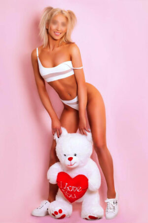 Sonia White Teddy Bear Marylebone Lingam Massage London